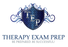 Therapy Exam Prep Logo